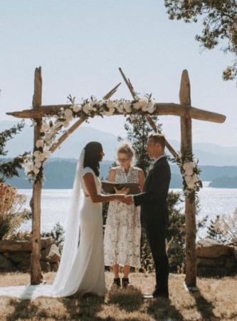Jason and Zakiya Marriage Ceremony